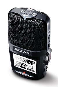 Image of the Zoom model H2n recorder