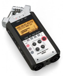 Photo of Zoom H4n Recorder