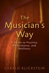The Musician's Way Book Cover